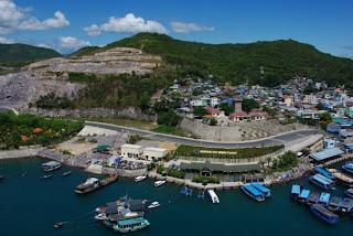 Nha Trang vista aerea desde teleferico