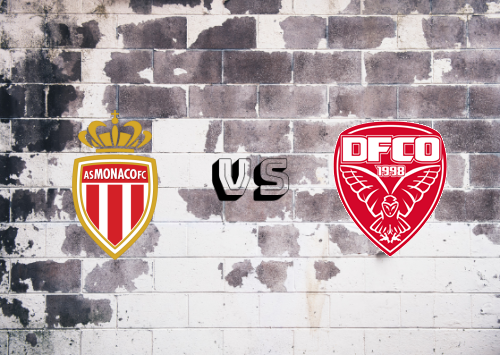 AS Monaco vs Dijon FCO  Resumen
