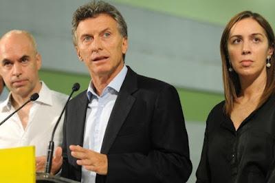 El gobierno nacional de Mauricio Macri, el bonaerense de María Eugenia Vidal y el porteño de Horacio Rodriguez Larreta, usa tus datos y los de 14 millones de personas, con fines electorales