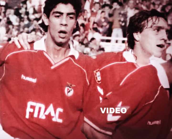 Benfica, Rui Costa, Maestro, Historia Benfica, documentario, 2021, video,