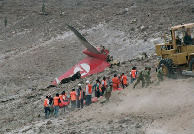 El accidente aéreo más grande del Perú