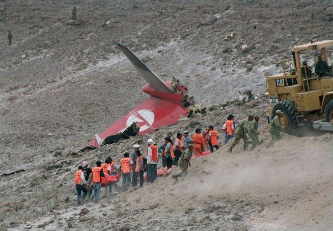 El accidente aéreo más grande del Perú, ocurrió un 29 de febrero