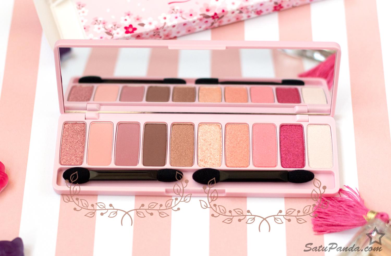 Etude House Play Colour Eyes Cherry Color Blossom