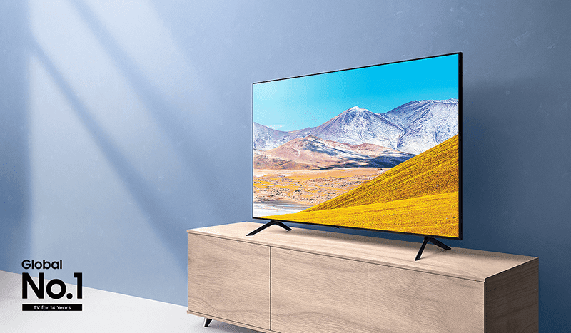 Deal: Get up to 40 percent off on 4K TVs during the Great Samsung TV Sale!