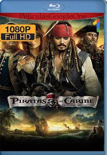 Piratas del Caribe 4: En Mareas Misteriosas [2011] [1080p BRrip] [Latino-Inglés] [GoogleDrive]