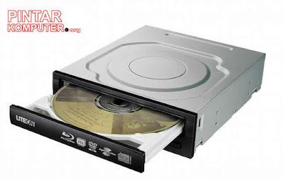 Perangkat Keras Komputer beserta Gambar dan Fungsinya -Disk Drive