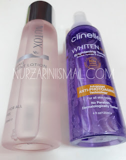 Tebus Nutox Renewing Treatment Lotion 150ml Percuma di Guardian Terpilih