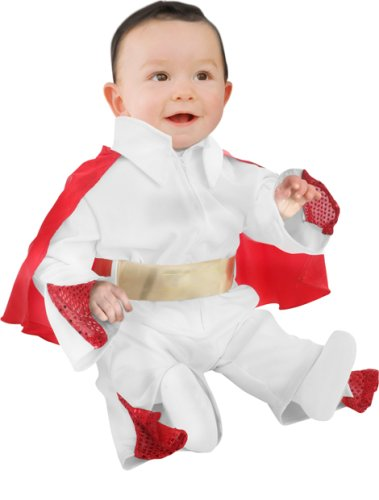 ... Easy Unique Infant Baby Elvis Costume, 12-18 Months for Halloween 2011