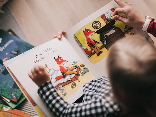 Story Books: An Essential Part Of Childhood