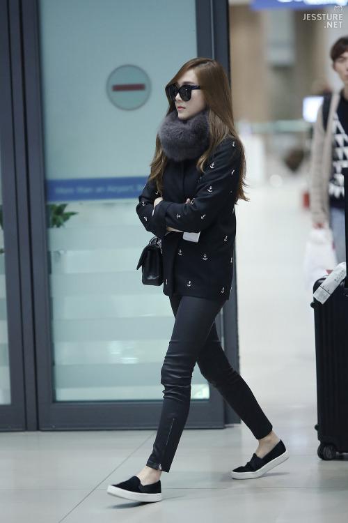Jessica Jung Fashion 2015 Official Korean Fashion