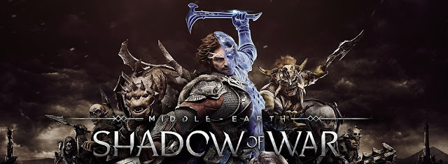 Middle earth: shadow of war android bannière