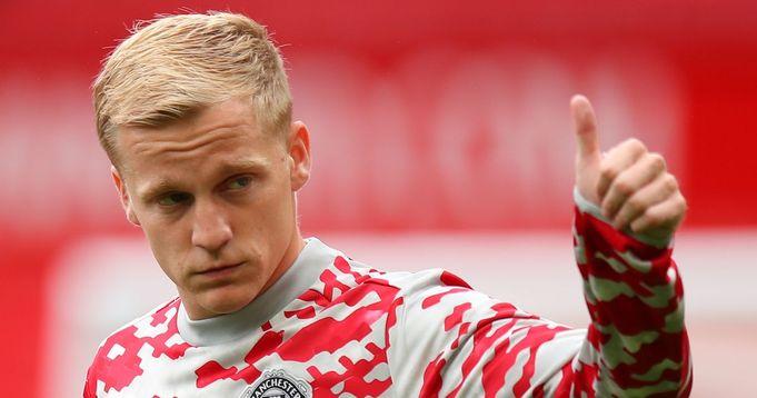 Donny van de Beek's agent opens up on midfielder's failed exit move