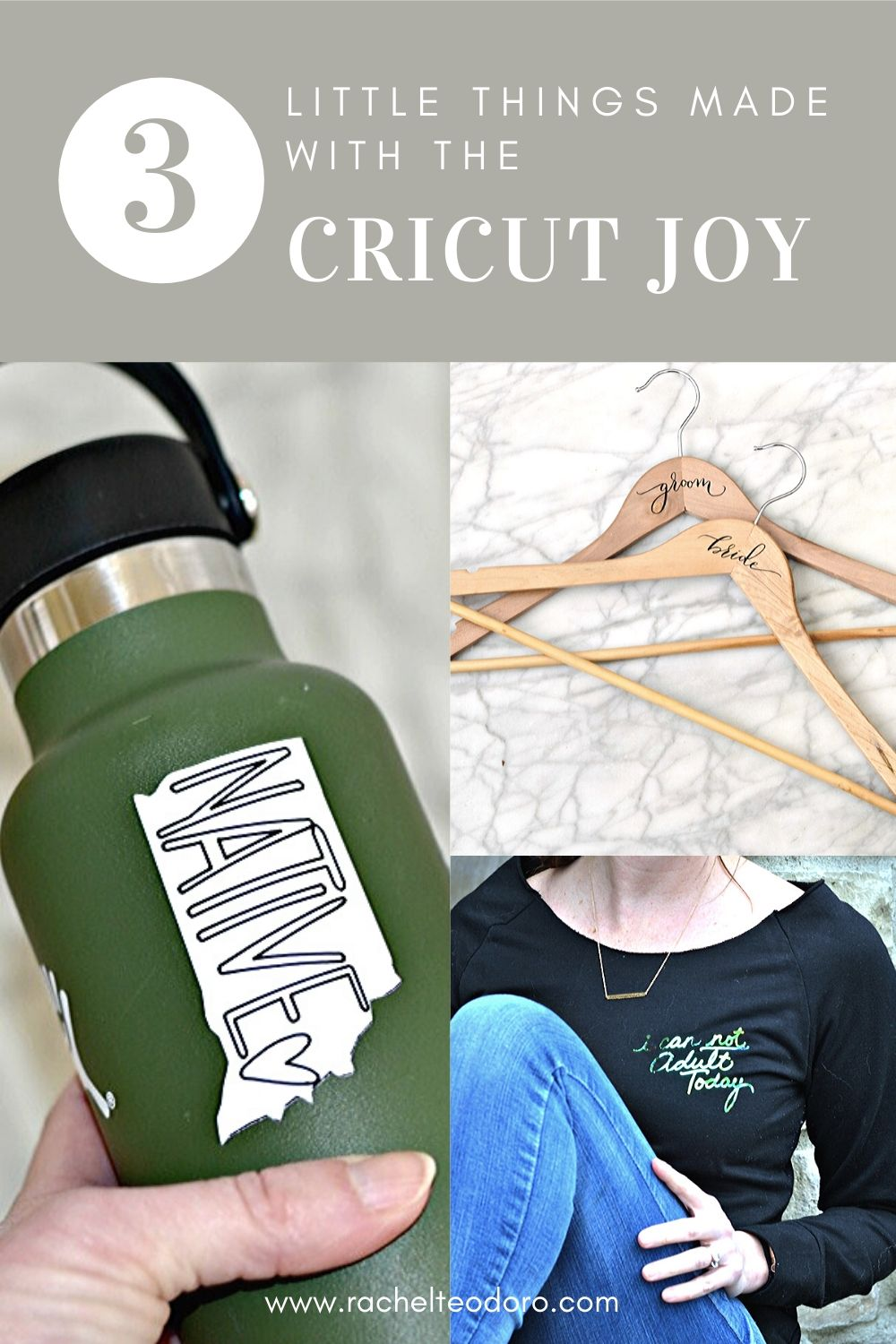 vinyl projects using the cricut joy