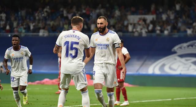 ملخص واهداف مباراة ريال مدريد وسيلتا فيجو (5-2) الدوري الاسباني