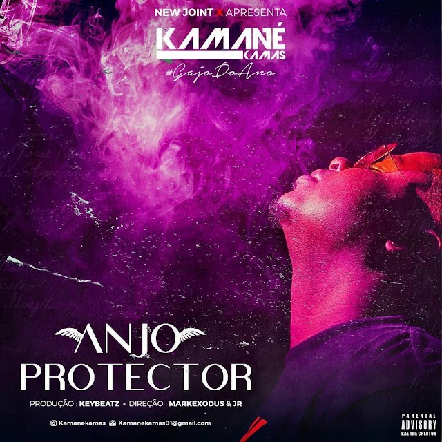 Kamané Kamas - Anjo Protector (Prod. Key Beatz)