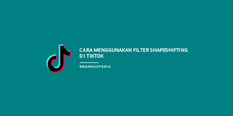 Cara Menggunakan Filter Shapeshifting TikTok