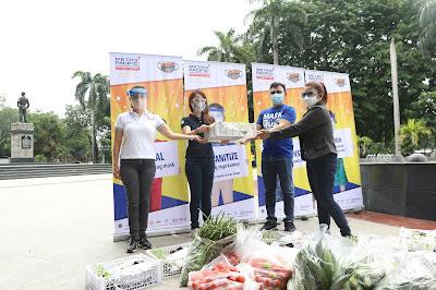 LRMC promotes food sustainability through MPIF's Bayan Tanim