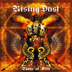 "RISING DUST ""Taste of fire"" MCD. 2008. Stoner"