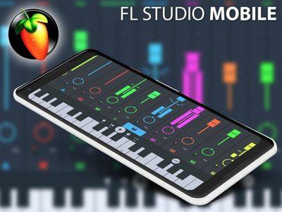 تطبيق FL Studio Mobile forAndroid apk+obb