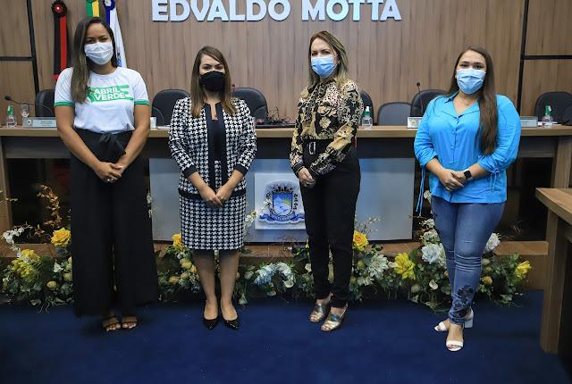 Abril Verde: Pandemia e suas repercussões na saúde mental dos trabalhadores é tema de Sessão Solene na Câmara Municipal de Patos-PB