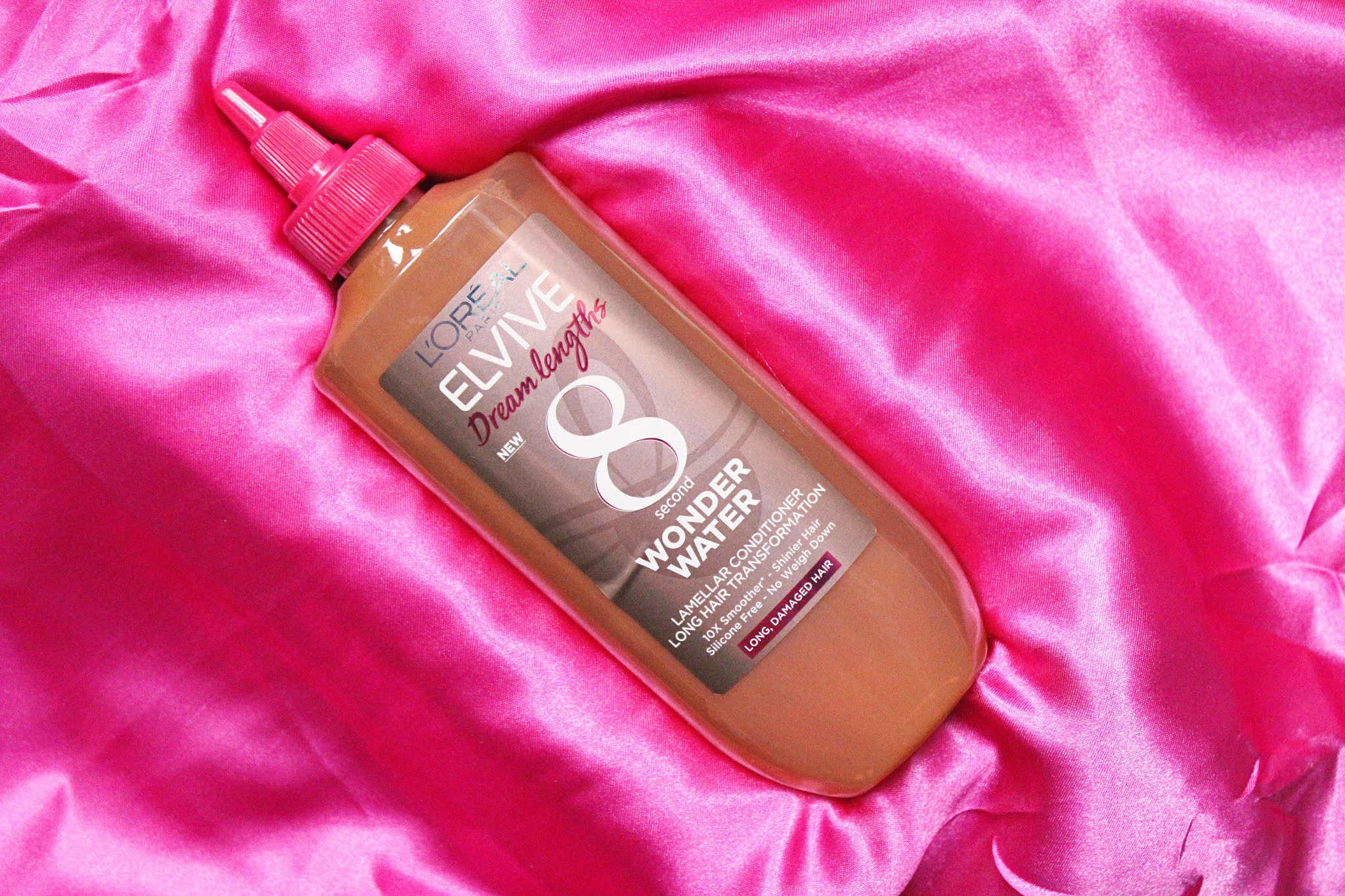 L'Oréal Elvive Dream Lengths Wonder Water 8 Second Hair Treatment Review