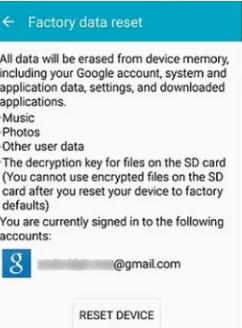 Cara Memperbaiki Wifi pada Samsung Galaxy S6 / S6 Edge -Tidak Berfungsi 5
