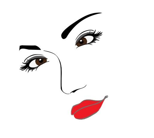 app to design logo bauty face
