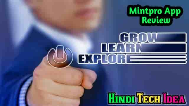 Mintpro App Kya Hai