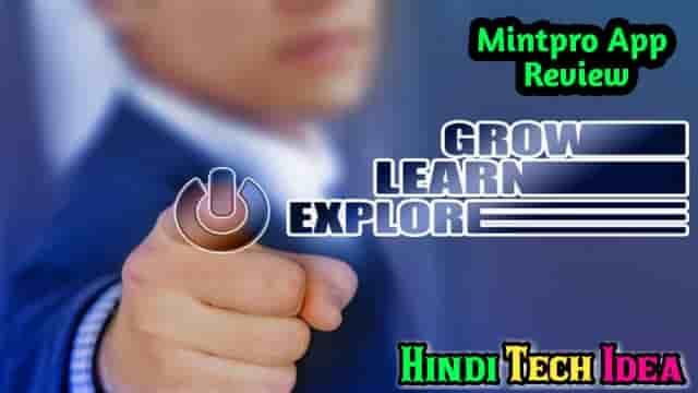 Mintpro App Kya Hai Ise Kaise Use Kare - Puri Jankari