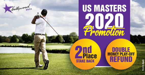 US Masters 2020 Promotion