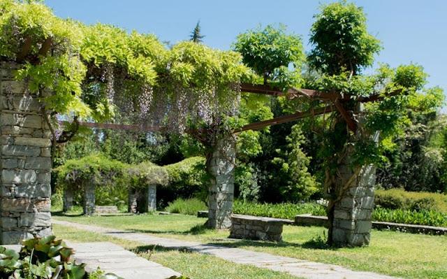 Jardim Botânico Diomidis, Atenas
