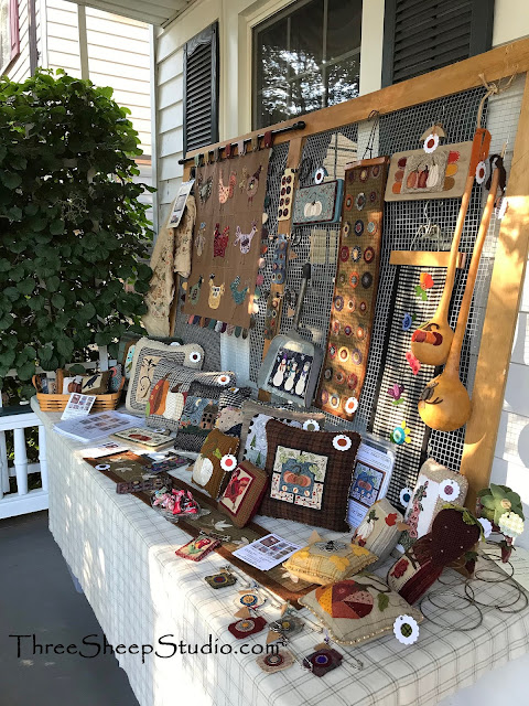 Artisans' Porchwalk September 28-29, 2018 - Lititz, PA