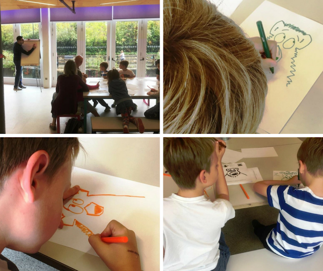 Art Workshops for Kids at Seven Stories, Newcastle
