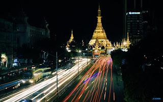 Di Yangon Myanmar, Jangan Kaget Ditanya soal Agama