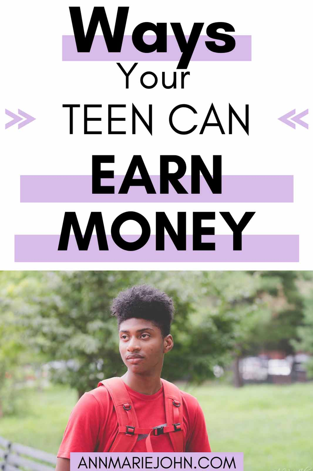 More Than Working in a Supermarket: Ways Your Teen Can Easily Earn Money