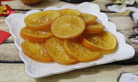 Cách làm mứt cam chua ngọt