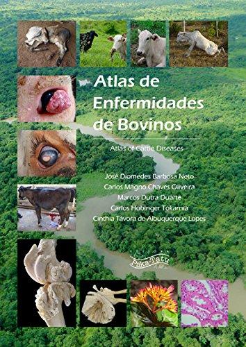 Atlas de Enfermidades de Bovinos: Atlas of Cattle Diseases