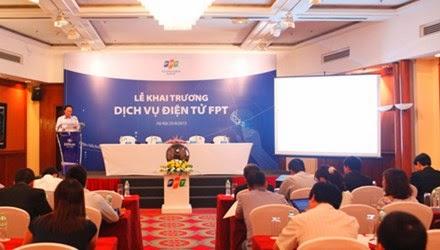 Dịch vụ điện tử FPT