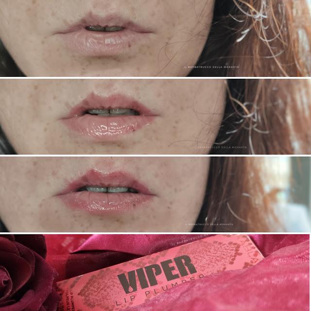 Plumper volumizzante labbra