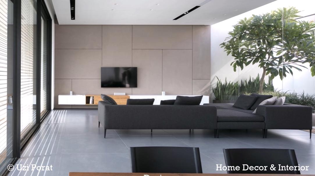 32 Interior Design Photos vs. House F By A.M.N Architecture Tour