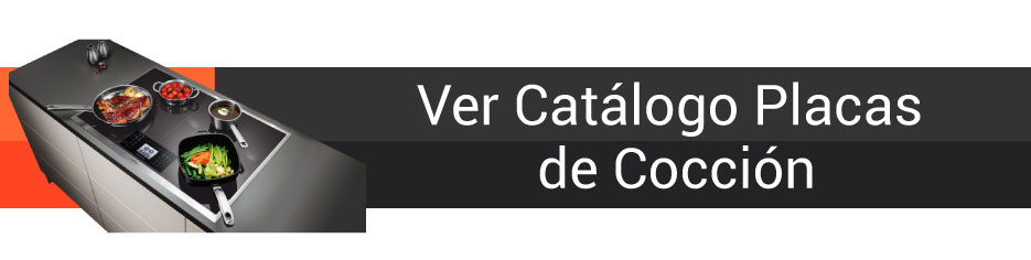 Cocinas Lleida: Catálogo de placas de coccion