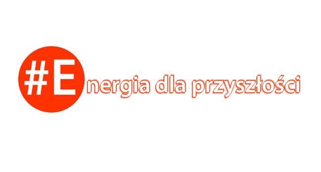 Logo programu stażowego Energia dla przyszłości