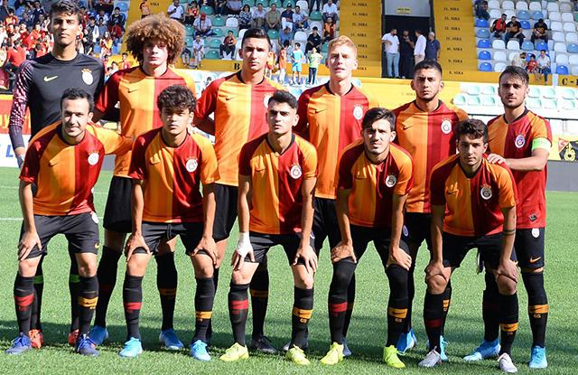 Galatasaray'ın kurtuluşu: Yürekli Çocuklar!
