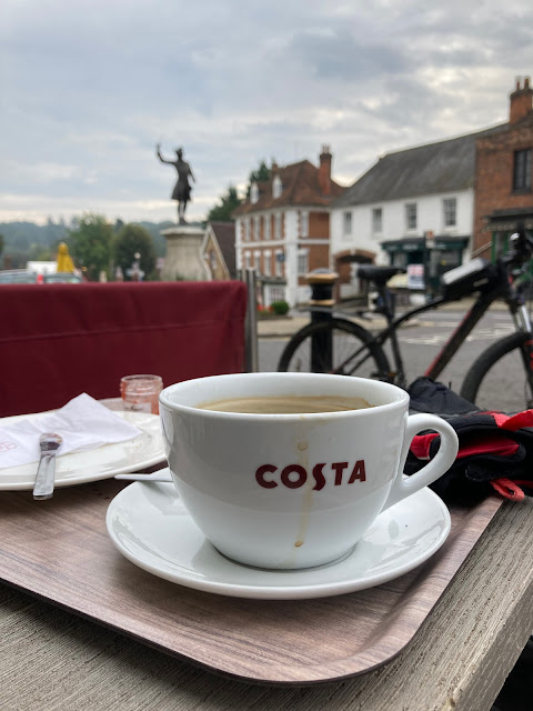 Costa coffee Westerham