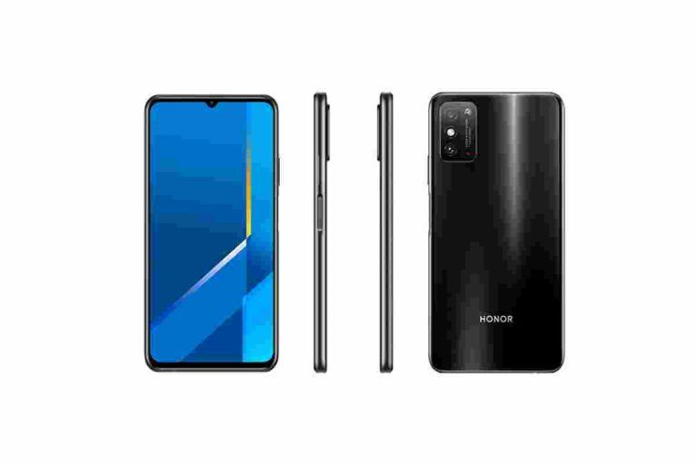 The operator offers Honor X10 max design specifications and prices
