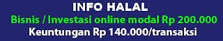 Bisnis Online - Cari Uang Halal