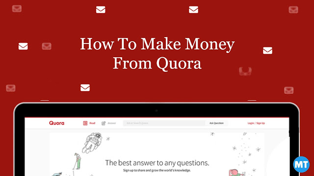 How To Make Money From Quora