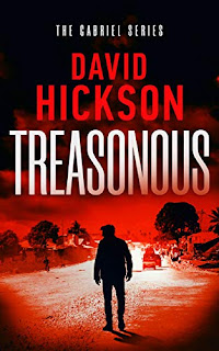 Treasonous - a gripping thriller book promotion sites David Hickson