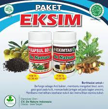Salep Eksim Denature Original 100 Herbal Mengobati Eksim menahun