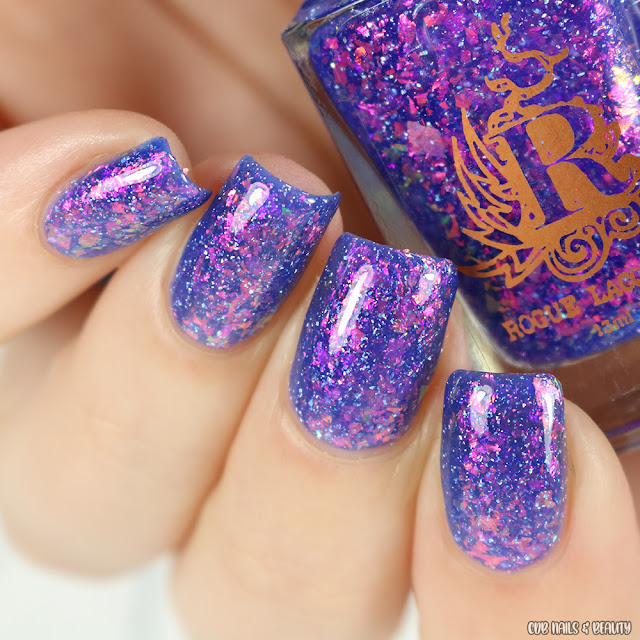 Rogue Lacquer-Out Of The Sea